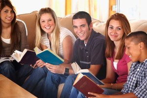 Topics for Small Group Bible Studies or Prayer Meetings
