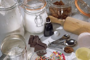 How to Substitute Rice Flour for Wheat Flour