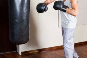 Cómo desarrollar masa muscular para boxeo