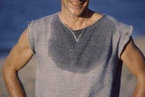 Falta de sudor durante el ejercicio