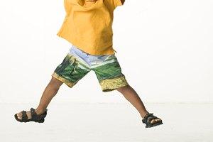 Ejercicios de estiramiento para niños