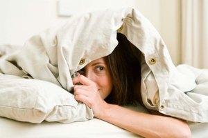 Dormir con los músculos tensionados