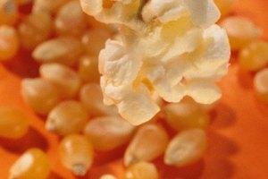 Cómo cocinar palomitas de maíz sin aceite