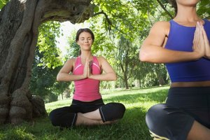 ¿Qué se dice al final de una clase de yoga?