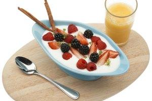 El papel de las bacterias en el yogur