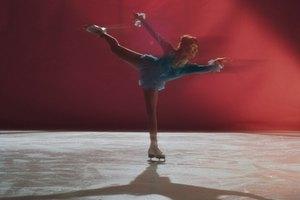 Ejercicios para los patinadores artísticos