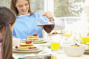 How to Make 'Just Add Water' Pancakes Better