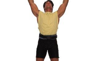 Ventajas y desventajas de utilizar un cinturón para levantar peso