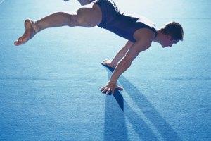 Músculos que usan los gimnastas
