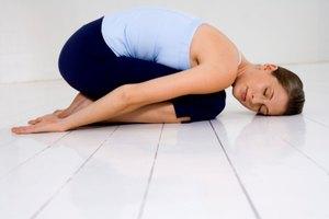 Alivio de hemorroides con yoga