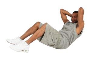 Calambres durante los abdominales