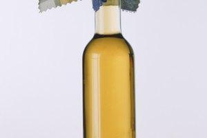 Salsa sencilla de aceite de oliva para pastas