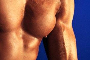 ¿Cuántas flexiones hacer para conseguir pectorales?