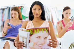 Fashion and Beauty Magazine Topics