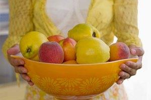 ¿Qué frutas contienen la mayor cantidad de ácido?