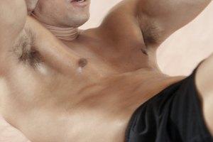 ¿Deberías hacer abdominales por la noche?