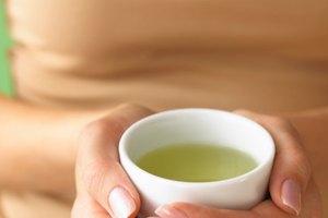 ¿Tomar té verde antes de un entrenamiento quema más grasa?