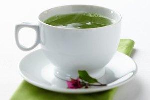 Té verde y CLA para bajar de peso