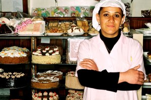 Cake Manufacturing Process
