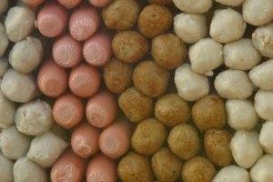 Información nutricional sobre las salchichas de pavo