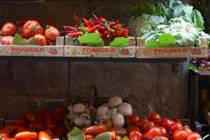Verduras con bajo contenido en purinas