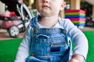 El peso y estatura promedio de un niño de 7 meses