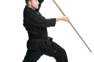 Niveles de cinturón en Kenpo Karate