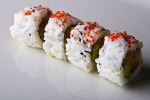 Cuántas calorías hay en una porción de arroz