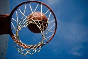 Medidas del aro de basketball