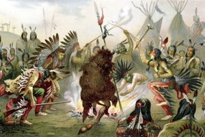 Religious Traditions of the Sioux Indians