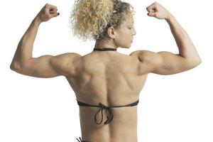 La testosterona para el crecimiento muscular en mujeres
