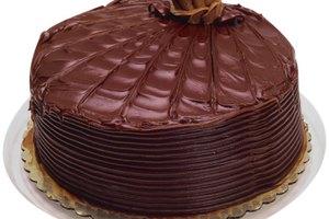 ¿Cuál es el sustituto del aceite para hornear un pastel?
