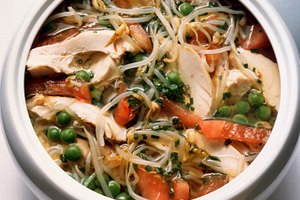 What Herbs Can Be Used in Chicken Soup?