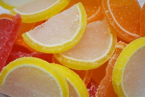 How to Store Candied Fruit