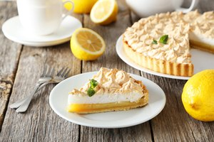 How to Freeze a Lemon Meringue Pie