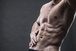 Ejercicios para perder grasa del pecho para hombres