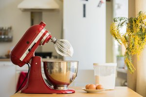 How to Release the Blade From a KitchenAid Stand Mixer