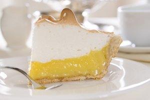How to Store a Lemon Meringue Pie