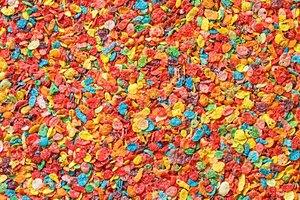 Ingredients of Fruity Pebbles