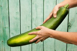 What to Do With an Extra Large Zucchini?