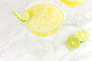 How to Make Non Alcoholic Margaritas