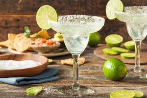 How to Make a Margarita With Flavor Pre-Mix