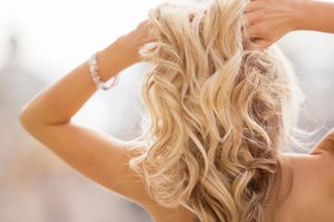 How to Make Hair Blonder Overnight
