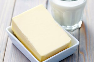 What Is the Difference Between Butter & Sweet Cream Butter?