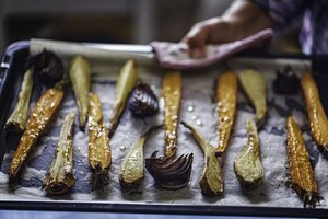 How to Roast Vegetables on the Stove