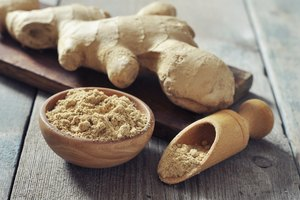 How to Dry Ginger Root