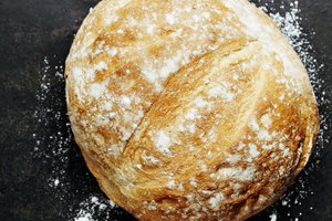 How to Turn Plain Flour Into Bread Flour