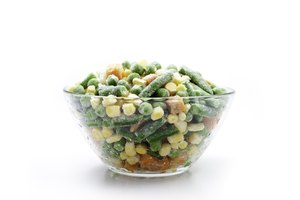 How to Steam Frozen Vegetables