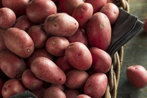 How to Store Red Potatoes