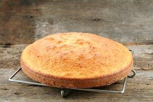 Five-Ingredient Cake Recipe